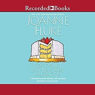 Coconut Layer Cake Murder cover art