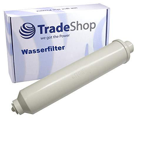 Trade-Shop Wasserfilter Kühlschrankfilter für Gorenje NRS9181CXB NRS9182CBBK NRS9182CXB ersetzt Gorenje AR031 403218 243879 Bosch DD-7098 497818