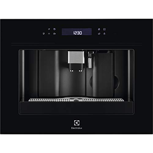 Electrolux 942401226 Kompakte Einbau-Kaffeemaschine EBC54524OZ, schwarz