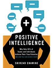 """Positive Intelligence"" by Shirzad Chamine for $0.99"