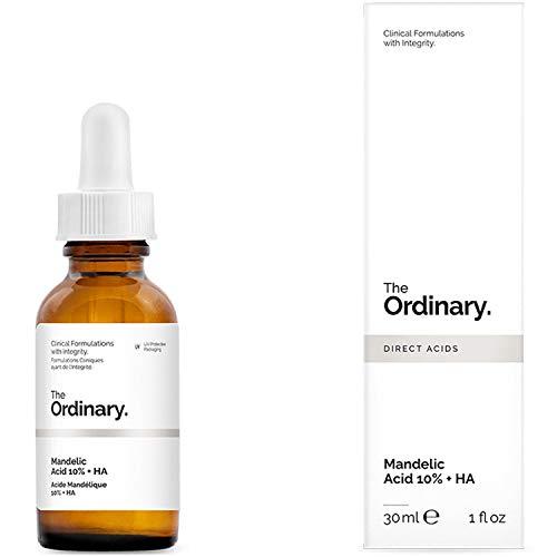The Ordinary Mandelic Acid 10% + HA with AHA and Hyaluronic Acid (30ml)