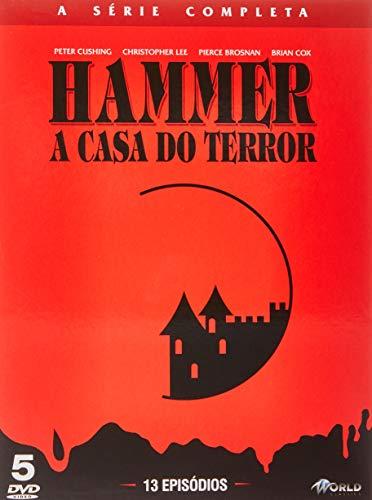 HAMMER, A CASA DO TERROR - A Série Completa
