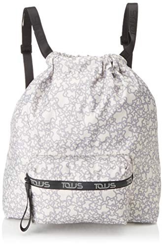 potente para casa TOUS Kaos Mini Sport, mochila mujer, beige, U.