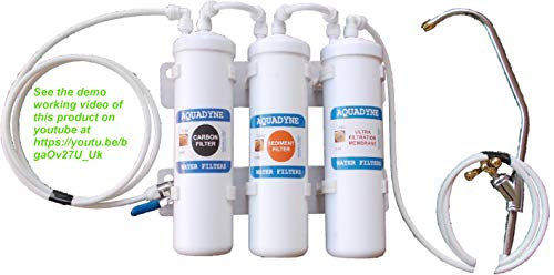 AQUADYNE Sedimentation, Activated Carbon Water Purifiers - 50 gallon/day