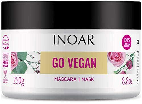 Inoar Mascara Go Vegan Cachos 250 Gr, Inoar