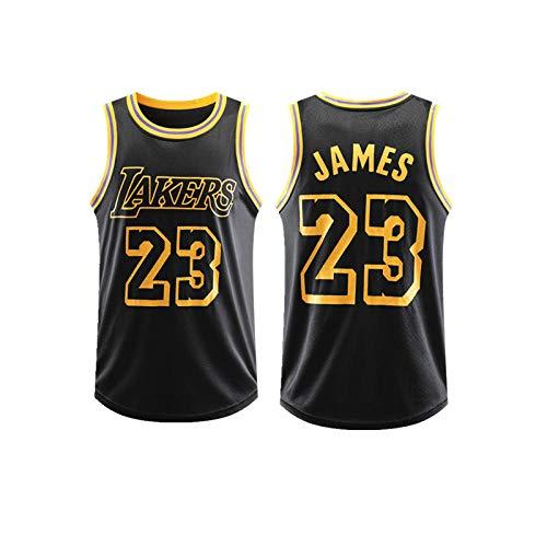 Wenhua Lakers Camiseta de baloncesto número 11, camiseta de Anthony Davis Mamba, chaleco deportivo de gimnasio, camiseta de baloncesto masculina, ropa conmemorativa Mamba, campeonato de los Lakers