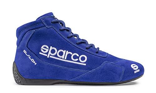 SPARCO 00126443AZ RB Slalom Racing Botines 3.1 Blue GRÖSSE 43