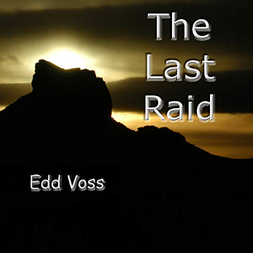The Last Raid audiobook cover art