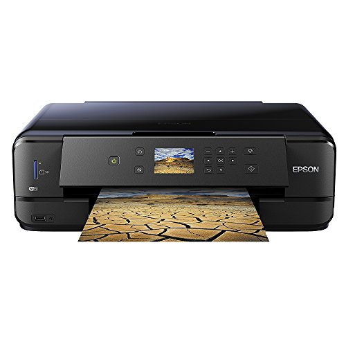 Epson Expression Premium XP-900 Print/Scan/Copy Wi-Fi Printer, Black, Amazon Dash Replenishment Ready