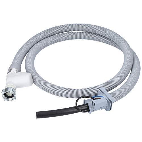 Kenekos - Aquastop Schlauch kompatibel mit Spülmaschine AEG/Electrolux, Zulaufschlauch wie 1115765123 (1115765024), Sicherheitszulaufschlauch mit elektrischem Anschluss. Auch für Quelle, Privileg