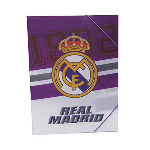 Real Madrid – Ordner PP, 0 (CYP Imports ac-06-rm)