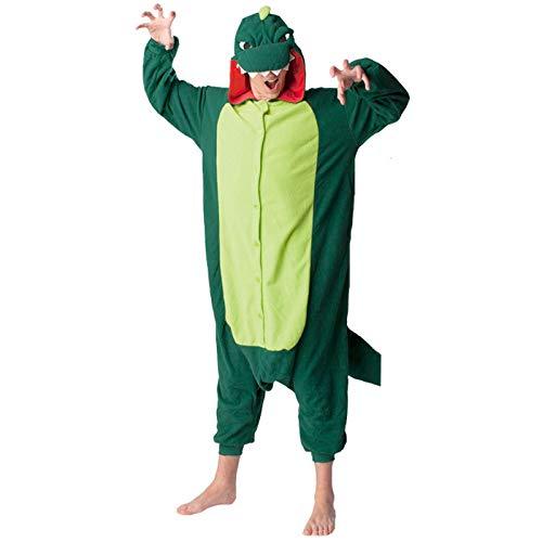 Disfraz Dinosaurio Adulto Pijama Kigurumi Talla M