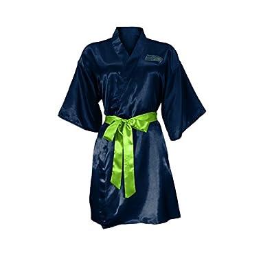 NFL Dallas Cowboys Satin Kimono, Large/XL