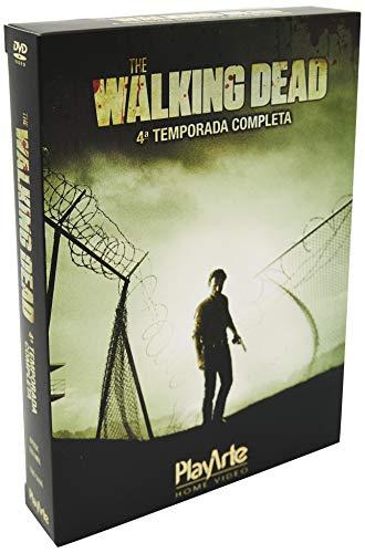 The Walking Dead 4ª Temporada [DVD]