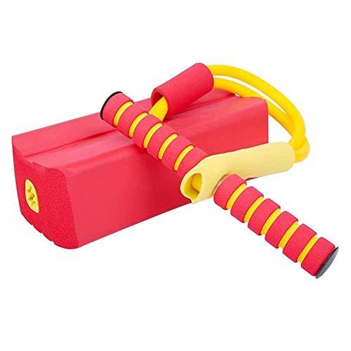 Saltador Pogo Stick Foam Poam Stick para niños - Jersey Pogo de espuma para niños de 3 a 5 100% seguro, juguete hinchable para niños pequeños |Hopper de espuma divertida para niños | Squeasos con cada