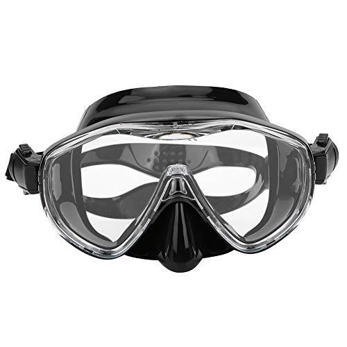 qing niao Gafas de Natación Gafas de Buceo Gafas de Natación para Adultos Gafas de Natación de Silicona Gafas de Buceo para Ballena Gafas de Máscara de Buceo Equipo Profesional de Esnórquel