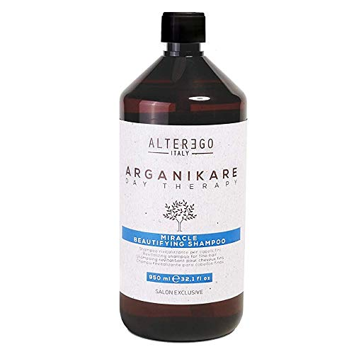 Alter Ego Italy Arganikare Day Therapy Miracle Beautifying Shampoo - 950 Ml