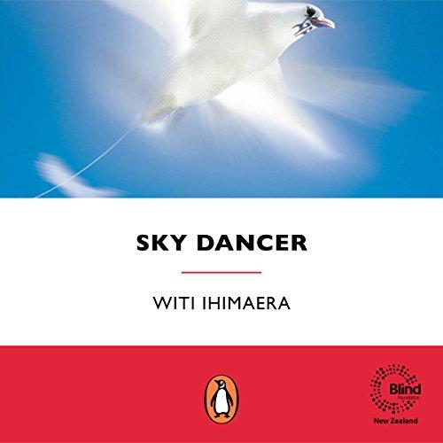 Sky Dancer audiobook cover art