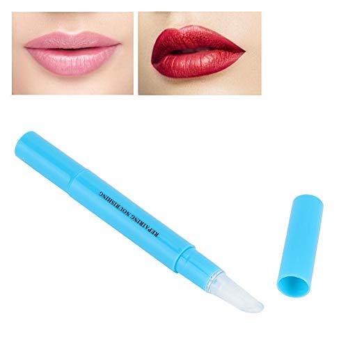 Vloeibare lippenstiftglans, lippenstiftverzegelaar, 4g lippenstift Regenjas met vaste kleur Lippenbescherming Langdurige, niet-vervagende lippenstiftregenjas met hydratatie voor lippen