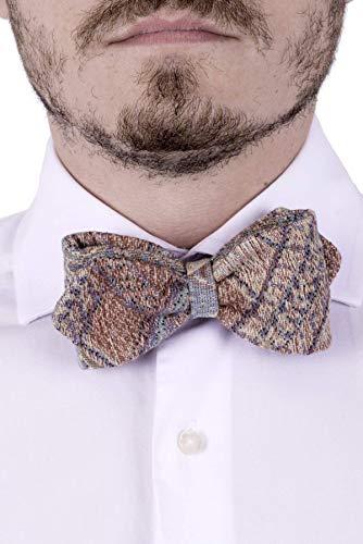 Papillon Cravate pré noué pour Hommes et Garçon, Taille Réglable avec Crochet, Rose, Bleu, Ciel, Bordeaux, Rayé, Gobelin, Coton