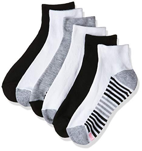 Hanes X-temp Comfort Cool Ankle Socks Womens