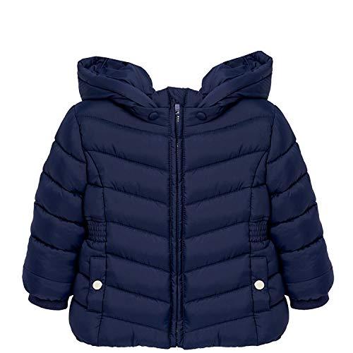 Mayoral - Mädchen Winterjacke Jacke Anorak, dunkelblau - 414db, Größe 86