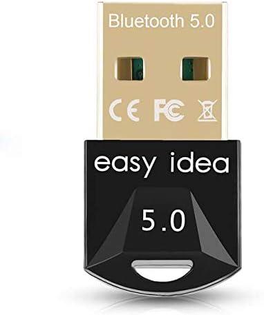 Adaptador Bluetooth USB 5.0 Dongle PC Notebook EasyIdea