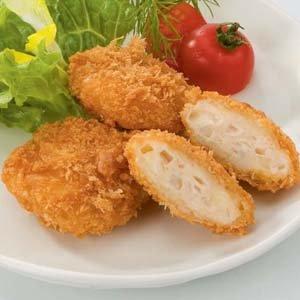 ひと口ささみチーズカツ 50個 (nh562355) お弁当 朝食に最適なチキンカツ!鶏ササミとチーズの相性抜群なチキンカツ!