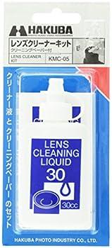 メーカー型番 : KMC-05 セット内容 : レンズクリーニングリキッド30cc クリーニングペーパー30枚綴じ