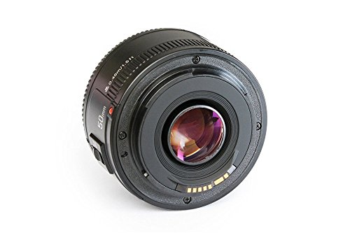 Auto Focus Lens YONGNUO YN50mm F1.8 II for Canon