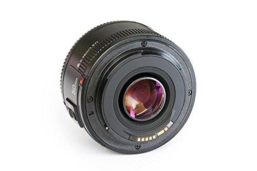 Yongnuo YN50mm F1.8 II Kameraobjektiv für Canon