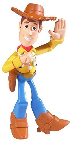 Disney/Pixar Toy Story Buddy Singles 20th Anniversary Waving Woody Action Figure by Mattel