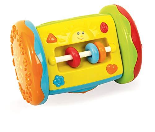 Miniland- Actiroller Rodillo de actividades para bebé, Mult