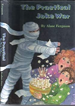 The PRACTICAL JOKE WAR 0380717212 Book Cover