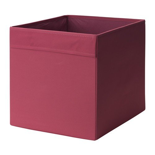 IKEA DRÖNA Fach in rosenrot; (33x38x33cm)