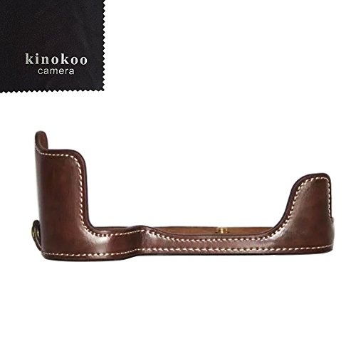 kinokoo - Funda de Piel sintética para Canon 5D3 5D4 (Piel sintética, 5D III/5D, Mark IV)