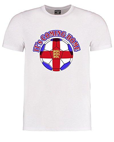 FatCuckoo - Camiseta de fútbol juvenil con texto en inglés «It