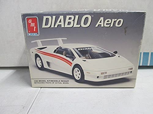 Ertl AMT Diablo Aero 1 25 Model Kit by ERTL