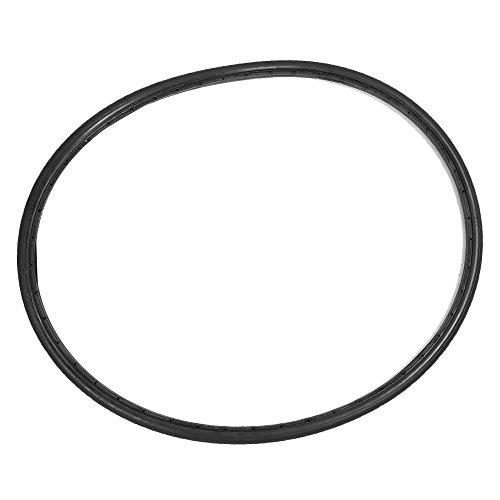ROSEBEAR Neumáticos sólidos para bicicleta de carretera de 700 x 23C
