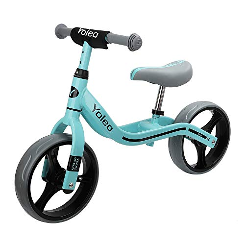 YOLEO Draisienne pour Enfant, Vélo Enfant de 2 Ans- 5 Ans, Vélo Enfant sans Pédales Jouet...