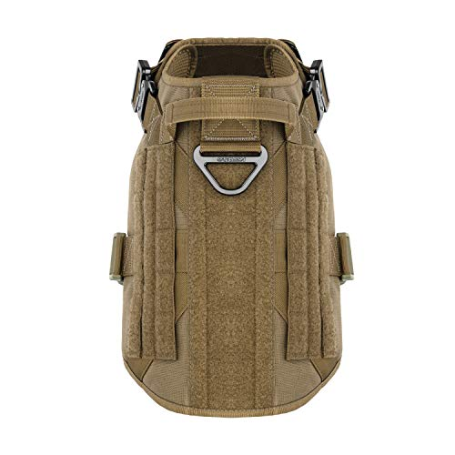 Product Image 5: ICEFANG Tactical Dog Harness with 2X Metal Buckle,Dog Walking <a href=