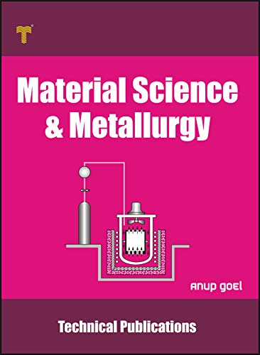 Material Science and Metallurgy: Fundamentals and Importance