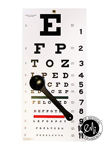 10 feet eye chart - 9