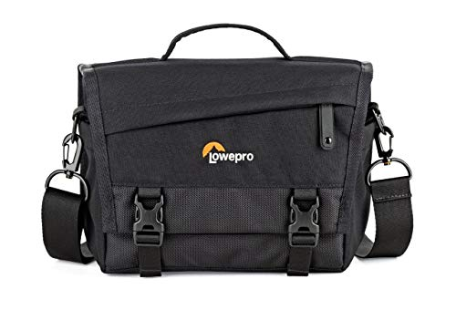 Lowepro m-Trekker SH 150 Cubierta de Hombro Negro - Funda (Cubierta de Hombro, Olympus, Olympus OMD, 12-40mm, Tirante para Hombro, Negro)