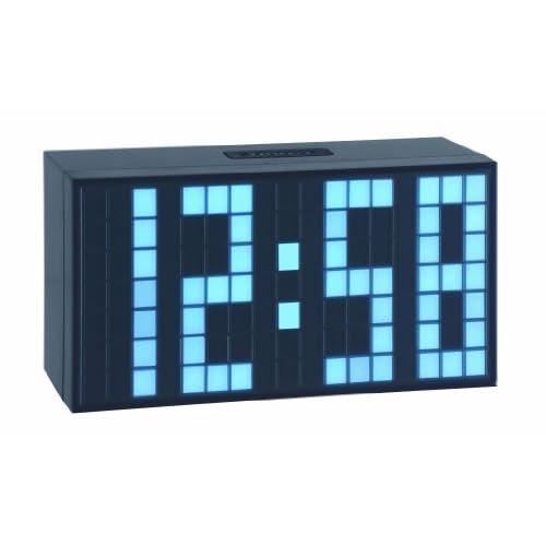 TFA 98.1082.02 Sveglia Elettronica Time Block