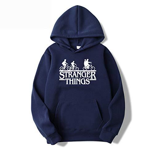 HNOSD Printed Hoodie Herren Fashion Trainingsanzug Männlich Weiblich Sweatshirt Hoody Herren Purpose Tour