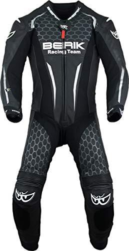 BERIK RACING SUITS LS1-201329-BK BLACK ベリック レーシング スーツ (52)