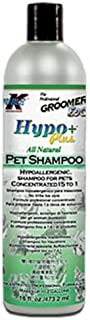 Groomers Edge Hypo Plus Hypoallergenic Shampoo 15 to 1 Concentrate - 16 oz