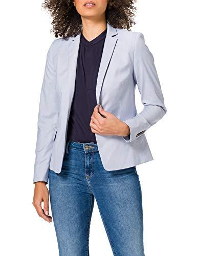 ESPRIT Collection 021EO1G312 Blazer, 440/azul Claro, 32 para Mujer