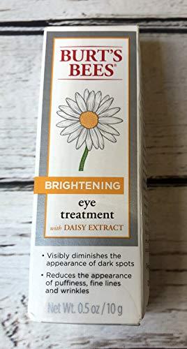 Burts Bees Brightening Eye Treatment, 0.5 Ounce New
